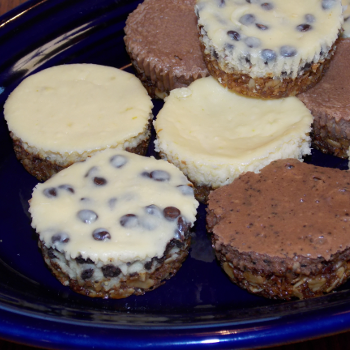 Individual Cheesecakes!
