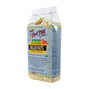 organic oats